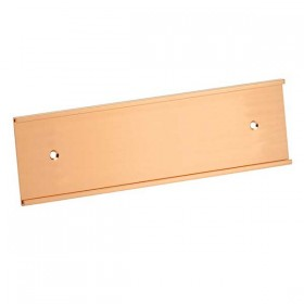 Name Plate Holder NPH-G