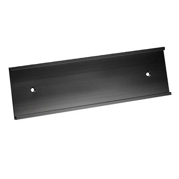 Black Name Plate Holder NPH-K
