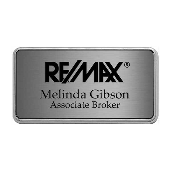 Name Badge DMBADGE2S