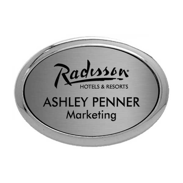 Name Badge DMBADGE5S