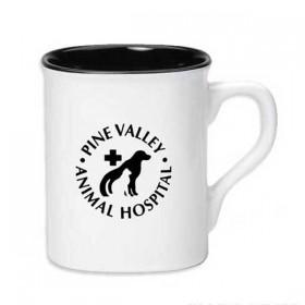 White Coffee Cup LMG04 WHITE