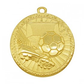 Médaille Or Soccer MSB1013G