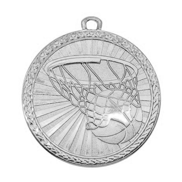 Basketball Medals MSB1003S