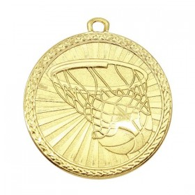 Basketball Gold Medals MSB1003G