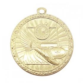 Médaille Or Course sur Piste MSB1016G