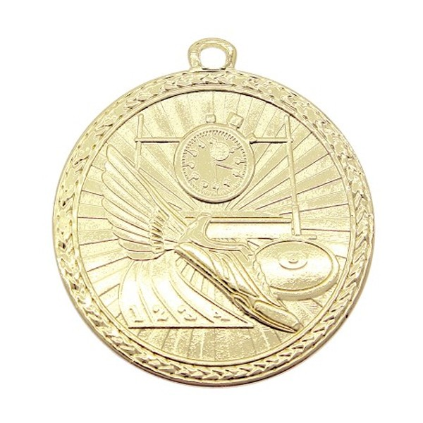 Track Medals MSB1016G