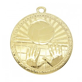 Médaille Or Volleyball MSB1017G