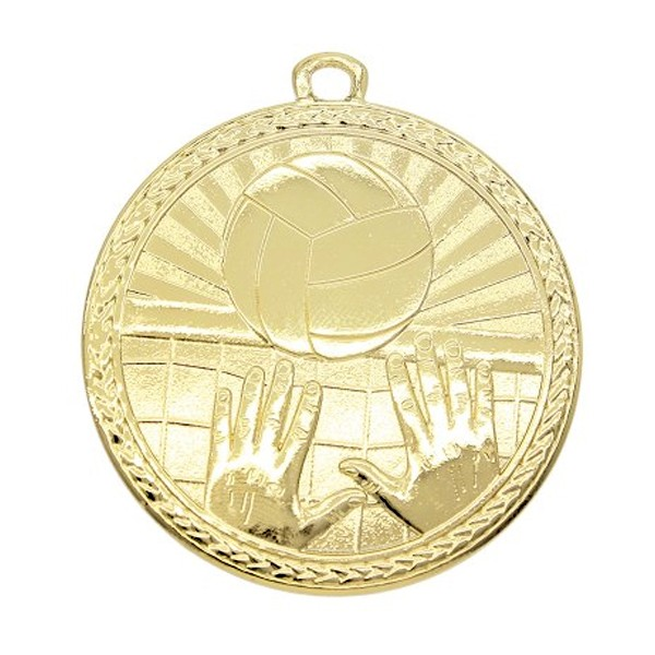 Volleyball Or Medals MSB1017G
