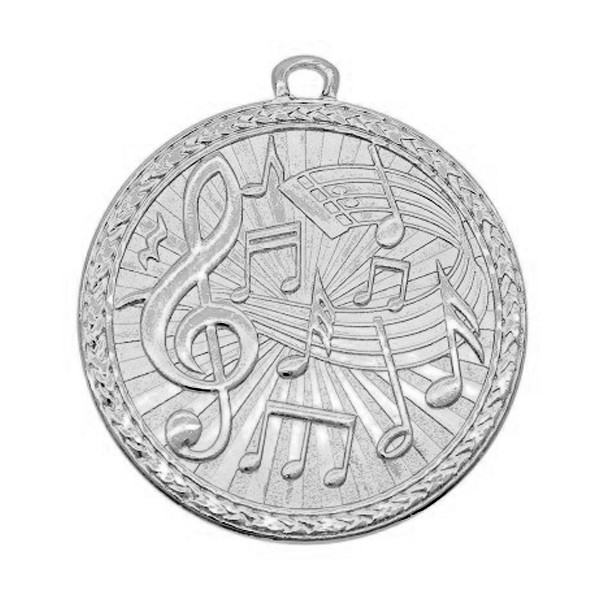Music Silver Medals MSB1030S