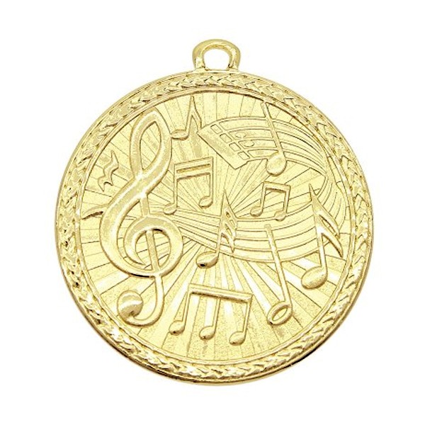 Music Medals MSB1030G