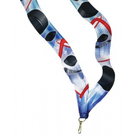 Hockey Neck Ribbon RBS-7210