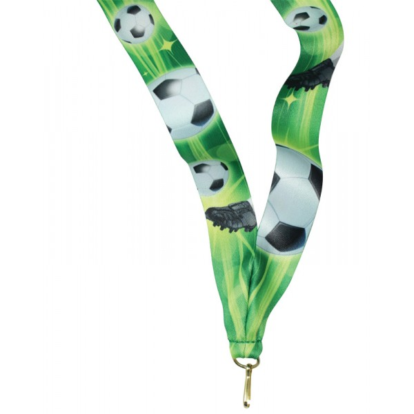 Soccer Neck Ribbon RBS-7213