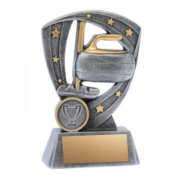 Curling Trophy XGT641B