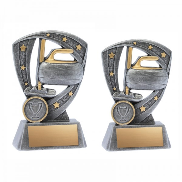 Curling Trophy XGT641C