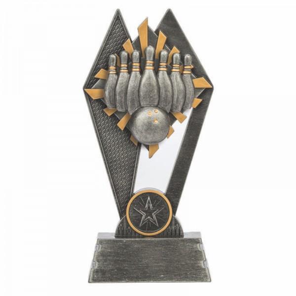 Bowling 10 pin Trophy XGP6504