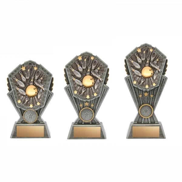 Trophée Bowling 10 pin XRCS5004