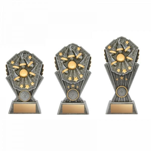 Trophée Bowling 5 Pin XRCS5005