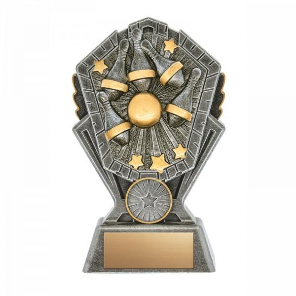 Bowling 5 Pin Trophy XRCS3505