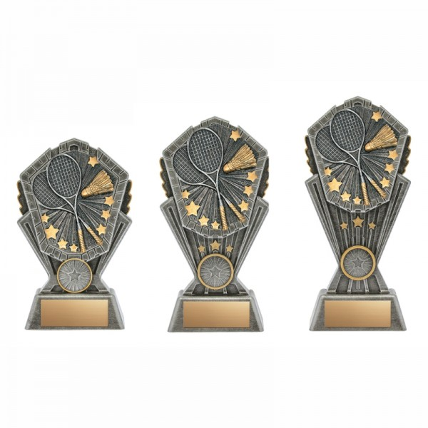 Trophée Badminton XRCS5027
