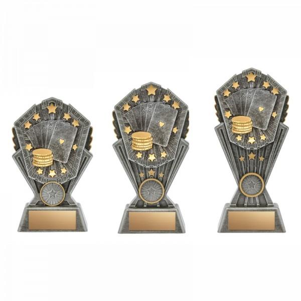 Trophée Poker XRCS5034