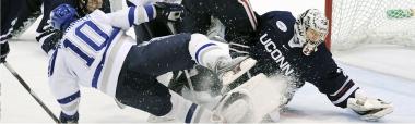 Médaille hockey