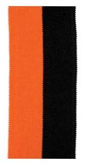 11. Orange Black